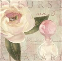 Parfum de Roses II Fine Art Print