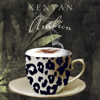 Afrikan Coffee I Fine Art Print