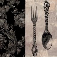 Victorian Table IV Fine Art Print