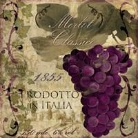 Vino Italiano I Framed Print