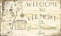 Vermont Summer IX Framed Print