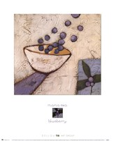Blueberry Fine Art Print