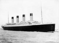 RMS Titantic Departing Southampton Fine Art Print