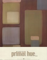 Primal Hue Two Fine Art Print