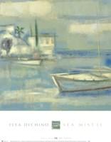 Sea Mist II Framed Print