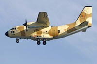 An Alenia C-27J Spartan of the Chadian Air Force Fine Art Print