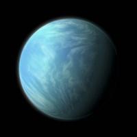 Kepler 22B Fine Art Print