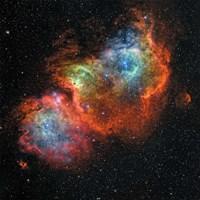 IC 1848, Soul Nebula Fine Art Print