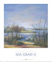 Sea Grass II Fine Art Print