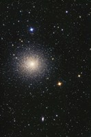 The Great Globular Cluster in Hercules Fine Art Print