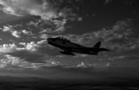 F-86F Sabre Fine Art Print