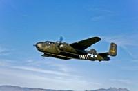 B-25G Mitchell Bomber Fine Art Print