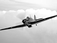 Hawker Hurricane Aircraft Fine Art Print