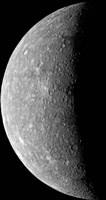 Planet Mercury Fine Art Print
