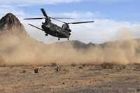 CH-47 Chinook Fine Art Print