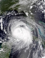 Hurricane Katrina Fine Art Print