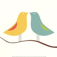 Songbirds IV Fine Art Print