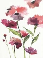 Razzleberry Blossoms Fine Art Print