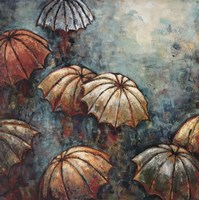 Umbrellas Fine Art Print