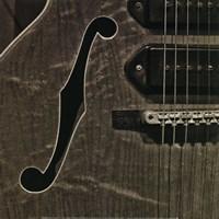 String Quartet III Framed Print