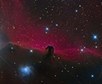 The Horsehead Nebula Fine Art Print