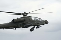 AH-64D Apache Fine Art Print