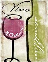 Wine Tasting IV Framed Print