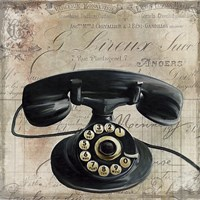 Call Waiting II Fine Art Print