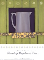 Country Cupboard Two Fine Art Print