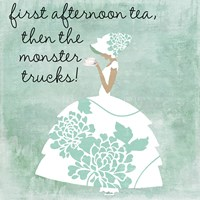 Southern Belles One Fine Art Print