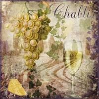 Wine Country V Framed Print