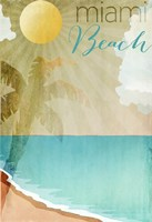 Miami Beach Fine Art Print