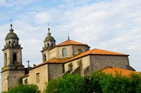 Monastery San Francisco, Spain Fine Art Print
