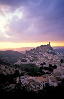 Spain, Montefrio, Andalusia Fine Art Print