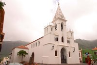 Church on Tenerife, Canary Islands, Spain Fine Art Print