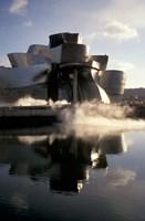 Guggenheim Museum, Bilbao, Spain Fine Art Print