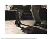 Dance Floor Fine Art Print