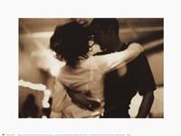 Tango Lesson Framed Print