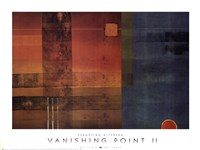 Vanishing Point II Fine Art Print