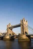 England, London: Tower Bridge Fine Art Print