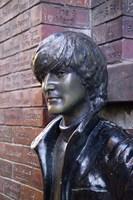 John Lennon, Mathew Street, Liverpool, England Fine Art Print