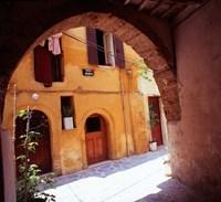 Venetian Houses, Old Town, Chania, Western Crete, Greece Fine Art Print