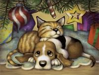 Kitten Pup Fine Art Print