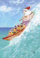 Surf Lifeboat Fine Art Print