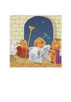Nativity Play Framed Print