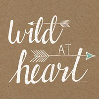 Wild at Heart Fine Art Print