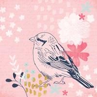 Sparrow I Fine Art Print
