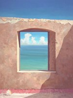 Outside Looking Out Fine Art Print