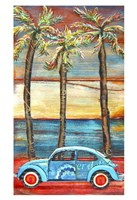 Beach Buggin Fine Art Print