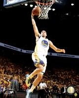 Klay Thompson Game 5 of the 2015 NBA Finals Fine Art Print